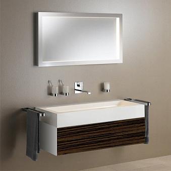 Keuco Edition 300 Комплект мебели 95x52.5х31.5 см, эбано