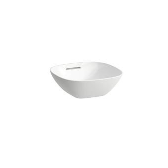 Laufen INO Раковина-чаша 500х350х130мм без отв. под смеситель, цвет: белый