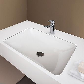 Laufen Pro Раковина 49х36х17 см, без отв., встраиваемая, цвет: белый