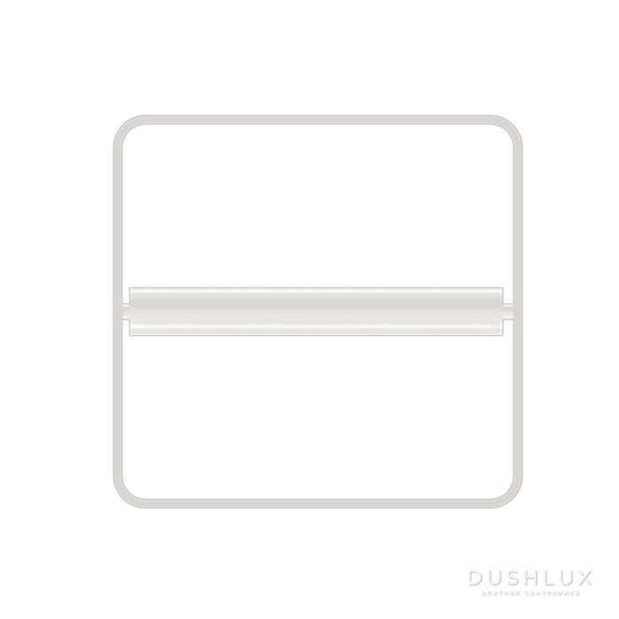 Bertocci Fly Держатель для туалетной бумаги, цвет: белый матовый