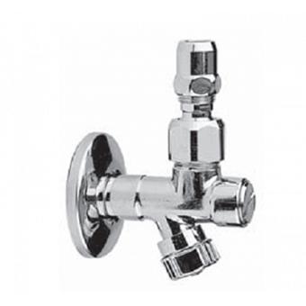 Nicolazzi Complementi Угловой вентиль для подводки, цвет: хром