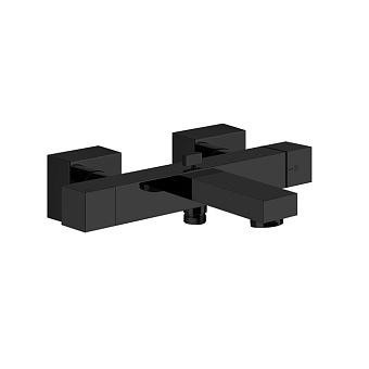 Gessi Rettangolo Смеситель для ванны, термостатический, цвет: Black XL