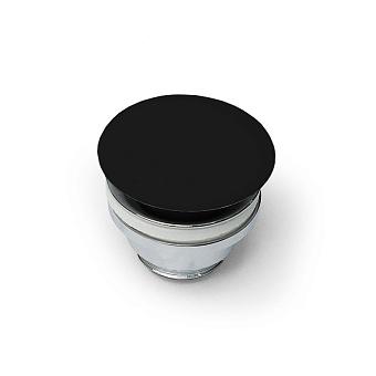 Artceram Донный клапан для раковин универсальный, покрытие керамика, цвет: черный матовый