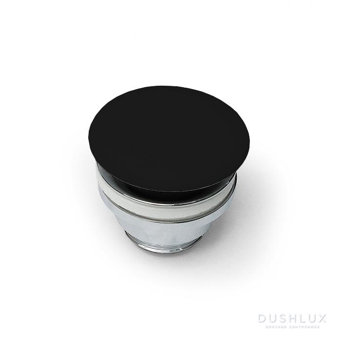 Artceram Донный клапан для раковин универсальный, покрытие керамика, цвет черный матовый