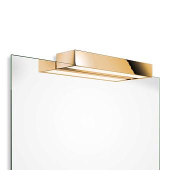 Decor Walther Box 1-40 N LED Светильник на зеркало 40x10x5см, светодиодный, 1x LED 20.6W, цвет: золото