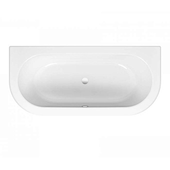 BETTE Starlet I Ванна встраиваемая 185х85х42 см, с шумоизоляцией, BetteGlasur® Plus, цвет: белый