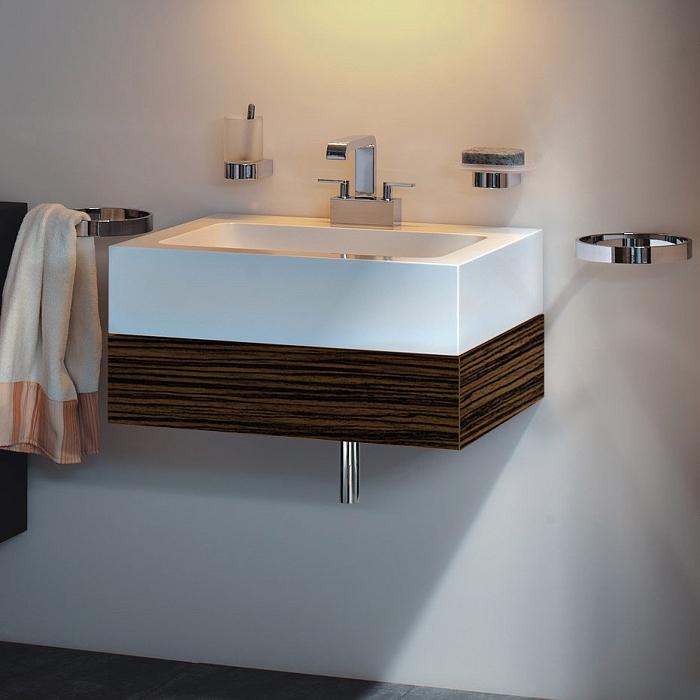 Keuco Edition 300 Комплект мебели 65x52.5х15.5, эбано