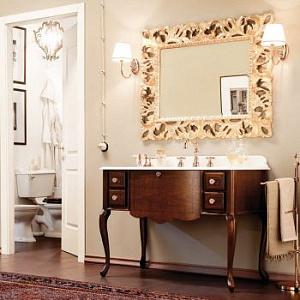 Мебель для ванной комнаты Gaia Lampedusa