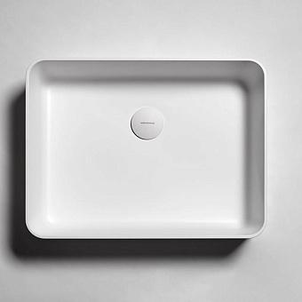Antonio Lupi Velo Раковина накладная 38х50см, цвет: белый