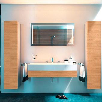Keuco Edition 300 Комплект мебели 125x52.5х15.5 см, олива