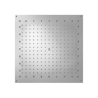 BOSSINI PARIS-CUBE Верхний душ 470 x 470 мм, FLAT, цвет: хром