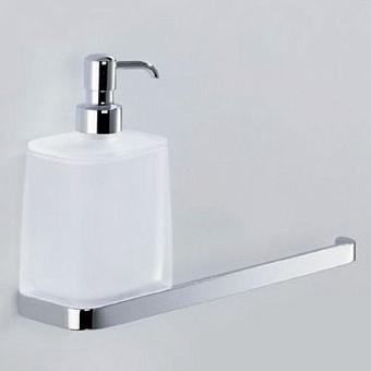 Colombo Time W4274 Дозатор для жидкого мыла с держателем туалетной бумаги