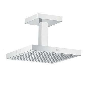 Axor ShowerCollection Верхний душ, 24x24 см, ½', потолочное подсоединение, цвет: хром