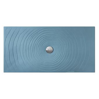 Flaminia Water Drop Душевой поддон 80x160xh5.5см, цвет: nuvola