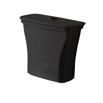 Artceram Cartesio Бачок для напольного унитаза, цвет: черный