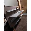 Karol KS comp. №2, комплект подвесной мебели 160 см. цвет: Цемент