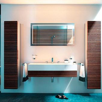 Keuco Edition 300 Комплект мебели 125x52.5х15.5 см, Ebano