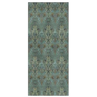 Ornamenta Operae Керамическая плитка 120х278см, настенная, декор: Damasque Green