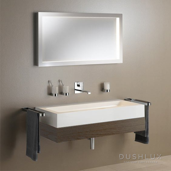 Keuco Edition 300 Комплект мебели 95x52.5х15.5 см, дуб