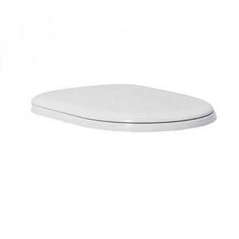 AZZURRA CHARME сиденье для унитаза, цвет: белый/хром