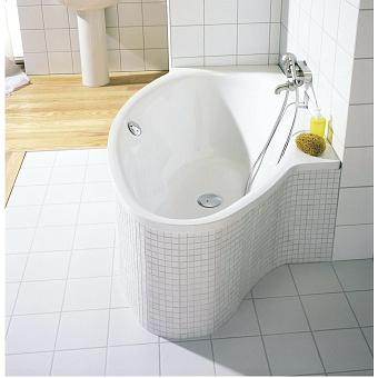 Bette Pool I Ванна встраиваемая 161х102х45 см, правосторонняя, BetteGlasur® Plus, цвет: белый