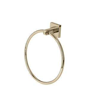 StilHaus Urania Полотенцедержатель-кольцо, подвесной, цвет: никель сатинированный
