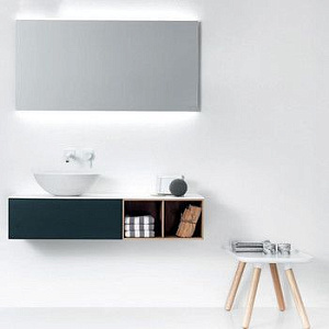 Мебель для ванной комнаты Falper Quattro.Zero