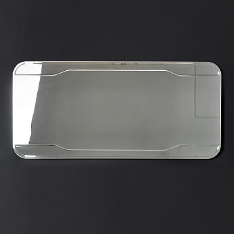 Kerasan Waldorf Зеркало без светильника 150х70см, с выключателем