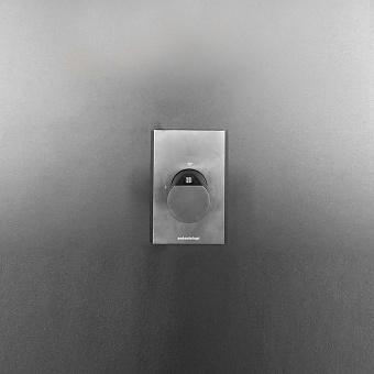 Antonio Lupi Indigo Смеситель для душа, термостатический, цвет: графит