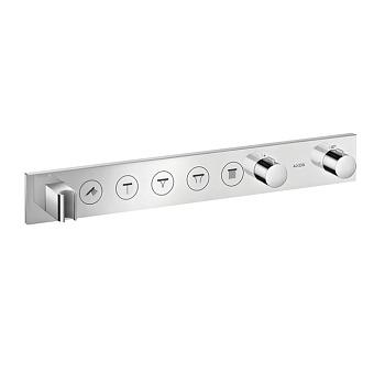 Axor ShowerSolutions Термостат Select 670/90 для 5 потребителей, скрытый монтаж, цвет: хром