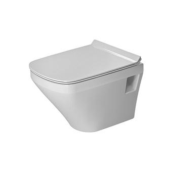 Duravit DuraStyle Унитаз 48x36.5 см, подвесной, compact, безободковый, цвет: белый
