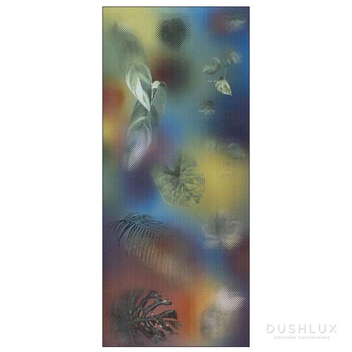 Ornamenta Operae Керамическая плитка 120х278см, настенная, декор: Cloudy Multicolor