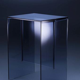 Laufen Kartell Табурет, 330х280х465мм, пластик, цвет: синий