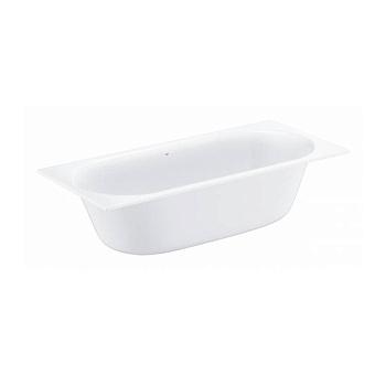 Grohe Essence Ceramic Ванна 180x80x45 см, встраиваемая, с грязеотталкивающим покрытием, цвет: белый