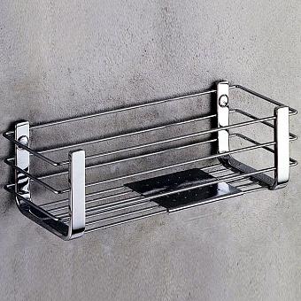 Colombo Angolari Полка 27x11см., подвесная, металлическая