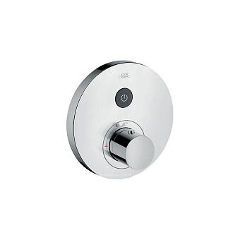 Axor ShowerSelect Термостатический смеситель с запорным клапаном, цвет: хром