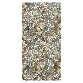 Devon&Devon Decor Slabs Керамогранит 120x240см, универсальная, глазурованнаный, декор: acanthus golden pink