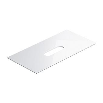 Catalano Horizon Столешница керамическая 120х25хh11см, подвесная/накладная, цвет: белый глянцевый