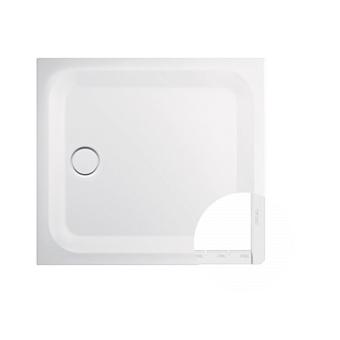 BETTE Душевой поддон прямоугольный 100х90хh2,5см, D=90 мм, с шумоизоляцией, с анти-слип Pro, цвет: белый