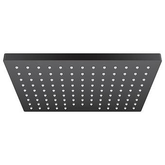 Hansgrohe Vernis Shape Верхний душ 230х170мм, потолочный, шарнирный, 1jet, цвет: матовый черный