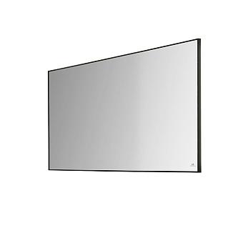 Noken Square Зеркало 80х60 см, с подсветкой, антизапотевание, цвет: черный