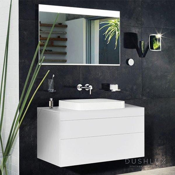 Keuco Edition 400 Комплект мебели 105х53.5х54.6 см, белый