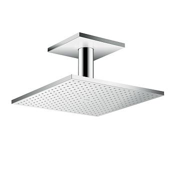 Axor ShowerSolution Верхний душ, 300x300мм, 1jet, с держателем 100мм, потолочный монтаж, цвет: хром