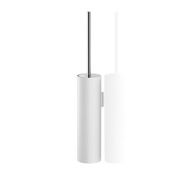 Decor Walther Stone WBG Туалетный ершик, подвесной, цвет: хром / белый