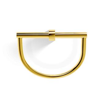 Decor Walther Century HTR Полотенцедержатель кольцо, цвет: золото
