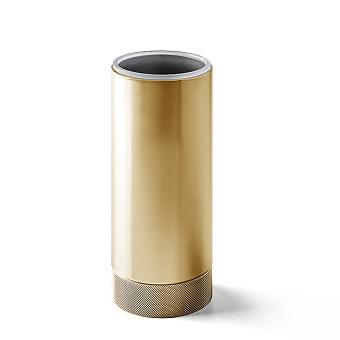 3SC Ribbon Стакан настольный, цвет: золото 24к. Lucido