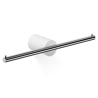 Decor Walther Stone TPH2 Держатель туалетной бумаги, двойной, цвет: белый / хром