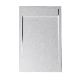 Noken Zen Душевой поддон 160x90см, Light Stone, цвет: белый