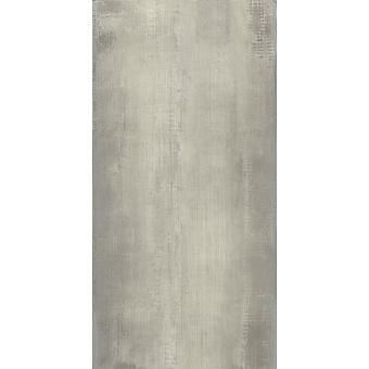 AVA Metal Керамогранит 120х60см, универсальная, натуральный ректифицированный, цвет: pearl