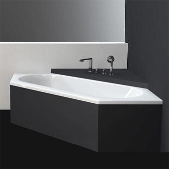 BETTE Starlet Ванна встраиваемая 188х70х42 см, шестиугольная, с шумоизоляцией, BetteGlasur® Plus, цвет: белый